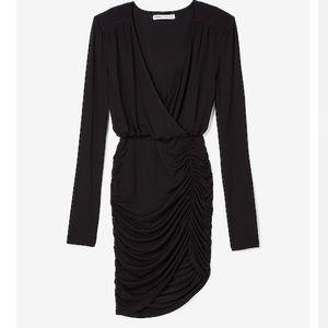 New! Deep V dress